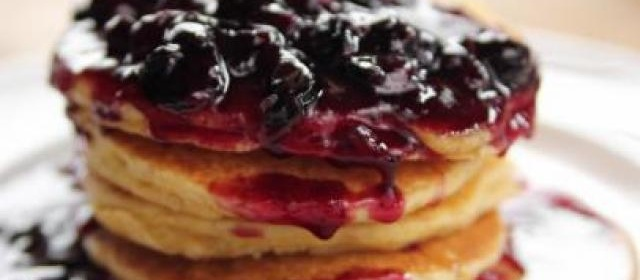 Blueberry Maple Syrup Recipe | Aida Mollenkamp | Food Network
