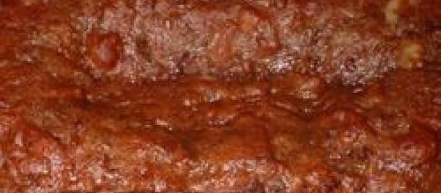 Moist Date Nut Bread Photos