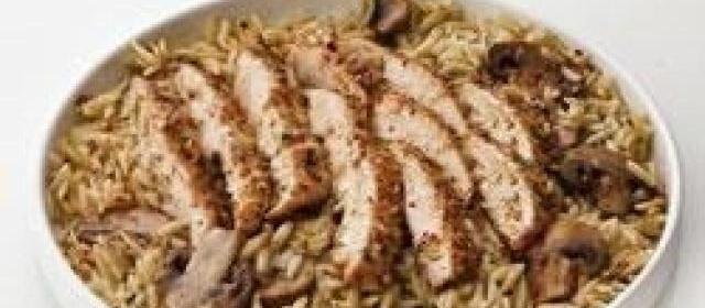 Garlic and White Wine Chicken Scaloppine