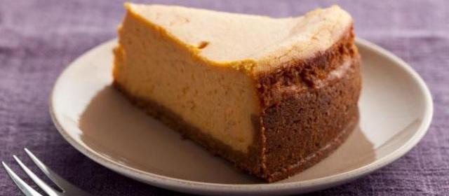 Pumpkin Cheesecake Recipe | Paula Deen | Food Network