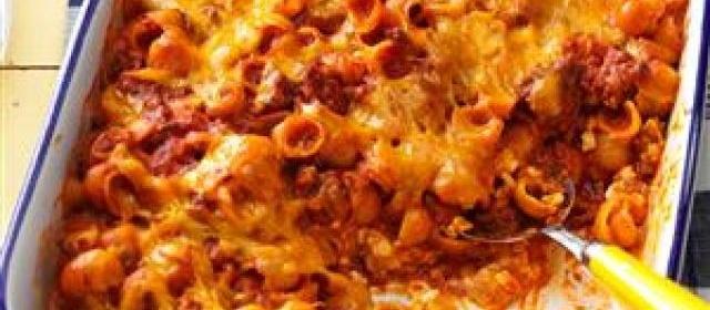 Sloppy Joe Pasta