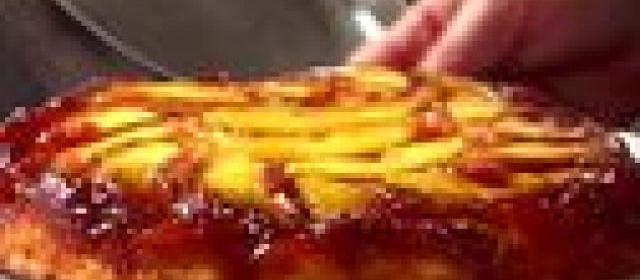 Apple Crepe Cake