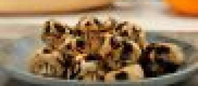 Mushroom Duxelle