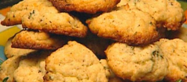Lemon Thyme Olive Oil Cookies Recipe