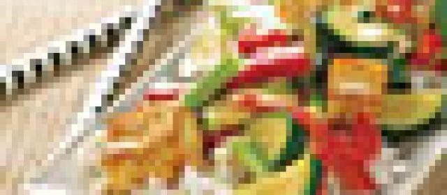 Red Curry Tofu Stir-Fry
