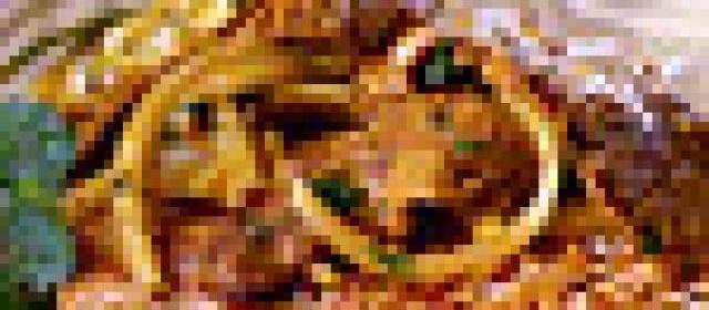 Szechuan Ginger Stir-Fry With Noodle Pancake