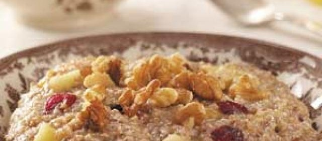 Warm 'n' Fruity Breakfast Cereal