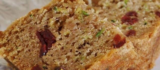 Zucchini Cake IV