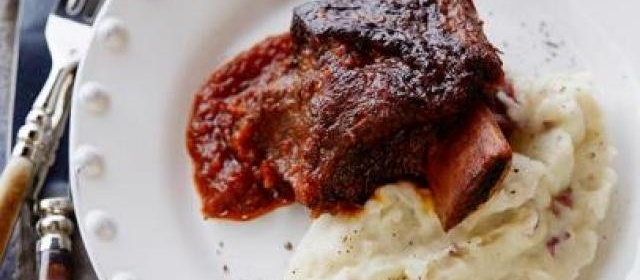 Braised Bbq Spareribs Recipe | Food Network