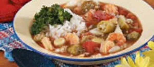 Crab 'n' Shrimp Gumbo