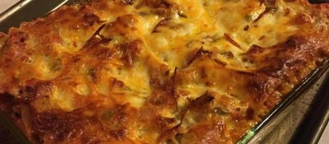 Southwestern Lasagna Photos