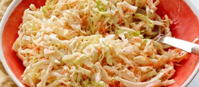Cole Slaw Recipe | Robert Irvine | Food Network