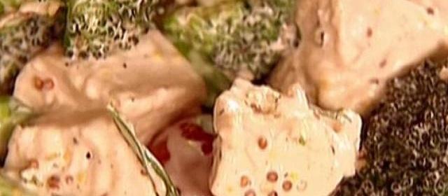 Mustard Chicken Salad Recipe | Ina Garten | Food Network