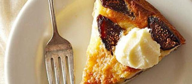 Apple-Fig Cake (Torta di Mele)