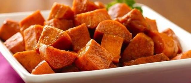 Quick   Easy Sweet Potato
