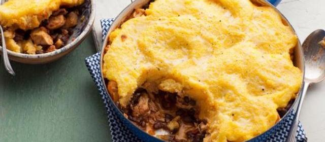 Chicken Tamale Pie Recipe | Food Network Kitchen | Food Network