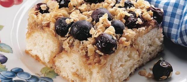 Bake-Off Coffee Cake