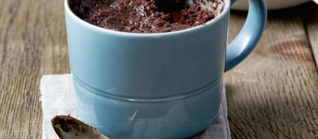 Chocolate Cake in a Mug Recipe | Ree Drummond | Food Network