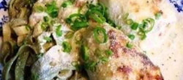 Absolutely Delicious Stuffed Calamari