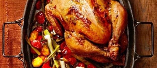 Herb-Roasted Chicken Recipe | Food Network Kitchen | Food Network