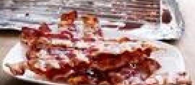 Balsamic and Brown Sugar Bacon