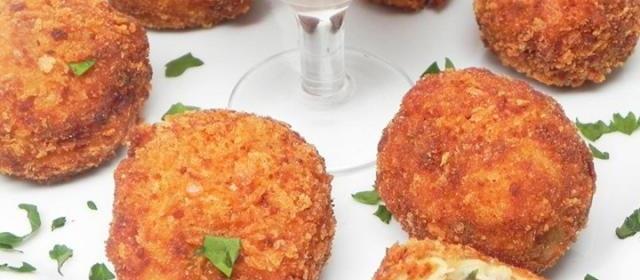 Sauerkraut Sausage Balls